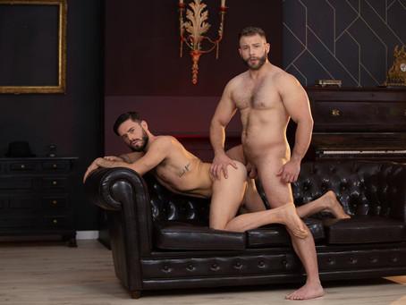 Men - Cum in My Beard – Diego Reyes & Manuel Reyes