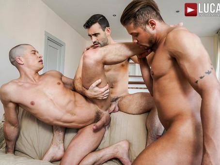 Lucas Entertainment - Lorenzo Ciao, Max Arion & Ruslan Angelo