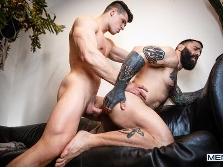 Men - Bi-CuriAss - Markus Kage & Malik Delgaty