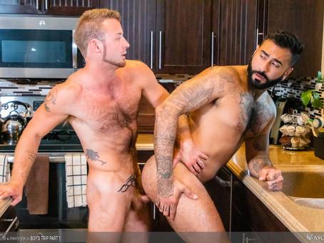 Masqulin - Boys Trip Part 1 - Chad Taylor & Rikk York