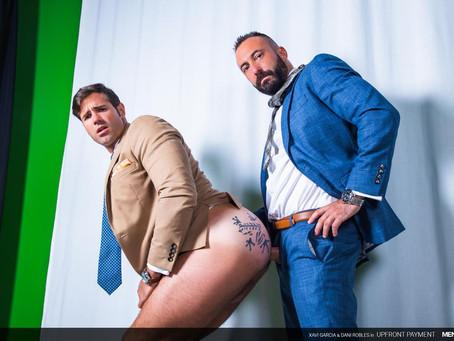 Men At Play - Upfront Payment - Dani Robles & Xavi Garcia