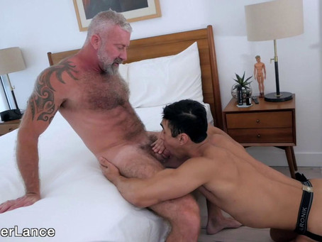 Raw Fuck Club Channels - Daddy and Son - Lance Charger