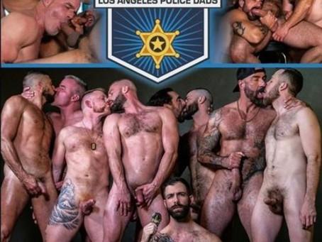 Dragon Media - LAPD Los Angeles Police Dads 2020