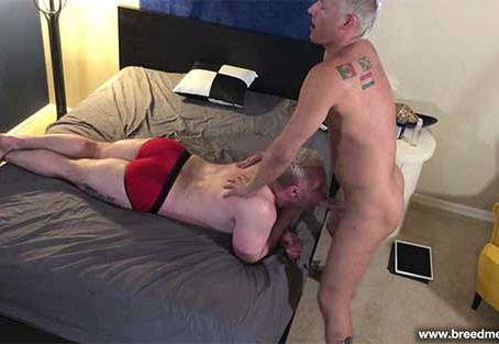 BreedMeRaw – Silver Steele and Kyle Prince