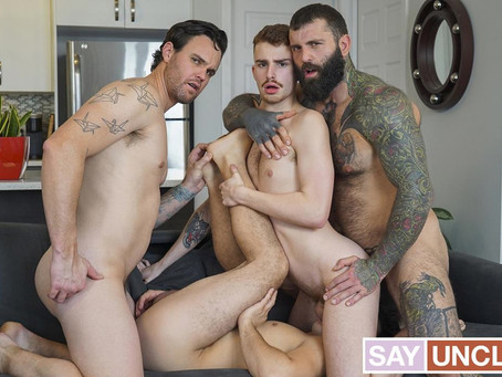TwinkTrade – Might As Well Swap – Collin Lust , Ryan Jacobs , Beau Reed & Markus Kage