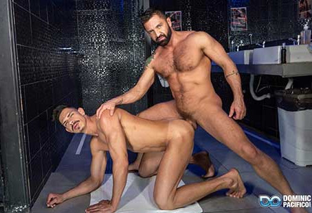 Dominic Pacifico – Gustavo's Bare Booty Grind – Dominic Pacifico and Gustavo Mueller