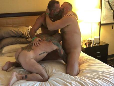 Raw Fuck Club  - Hot Beef Sandwich Part I - MEAT - Daryl Richter, TigerPouncer, & Thor Buckner
