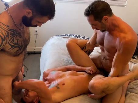 Raw Fuck Club  - Vince Parker, Jake Nicola & Barrett Dean