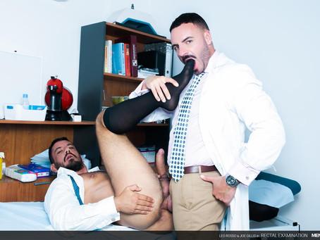 Men At Play - Rectal Examination - Joe Gillis & Leo Rosso