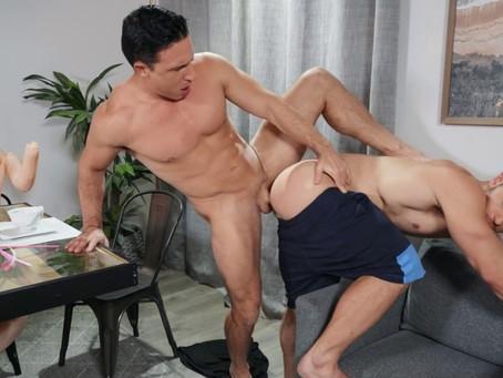 Men - Big Daddy Tea Party - Johnny Donovan & Reese Rideout