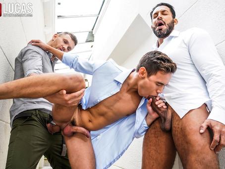 Lucas Entertainment - Viktor Rom, Andrey Vic & Oliver Hunt