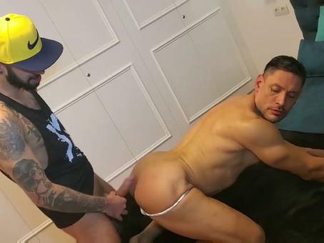 Raw Fuck Club  - Wrecking Johns Ass - John Rodriguez & Romeo Davis