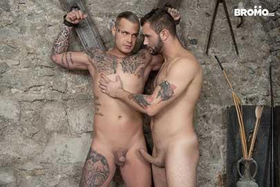 Bromo – Dungeon Raw – Vito and Ryan Cage