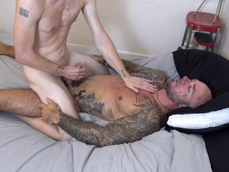 SayUncle X Masculine Jason - Intense Massage - Reed & Jason Collins