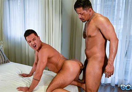 Dominic Pacifico – Dominic Does Brazil Ep 1 Pumped By Papi with Marcio Ferraz