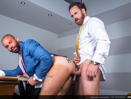 Men At Play - The Jealous Ex - Bruno Max & Logan Moore
