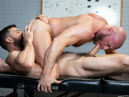 Raging Stallion - SCRUM – Vander Pulaski & Killian Knox