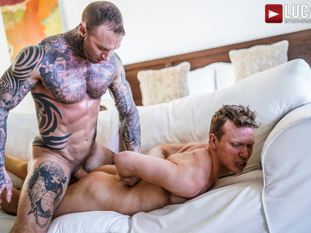 Lucas Entertainment - Dylan James & Ethan Chase