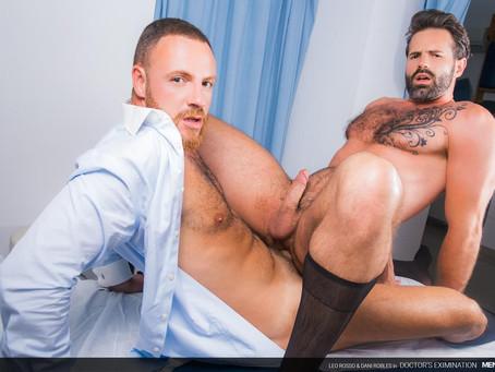 Men At Play - Doctors Examination - Dani Robles & Leo Rosso