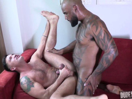 DudesRaw - Dominic Pacifico & Vitor Guedes