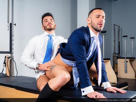 Men At Play - Level Test - Gustavo Cruz & Pol Prince