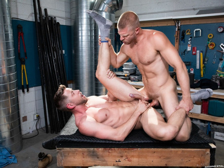 Raging Stallion - Pipe Fitters – Logan Stevens & Johnny Ford