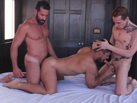 Lucas Entertainment - Dann Grey, Massimo Arad & Robert Royal