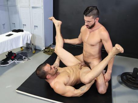 Pride Studios - ExtraBigDicks – Pounded By Big Dicked Boxer – Damien Crosse & Scott DeMarco