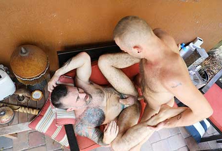 Pride Studios - Pool Cubs – Chandler Scott and Ago Viera