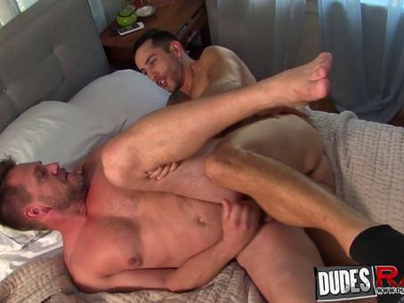 Dudes Raw - Full Service - Hans Berlin & Jace