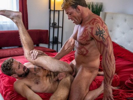 Icon Male - Putting On A Show – Wesley Woods & Tristan Brazer