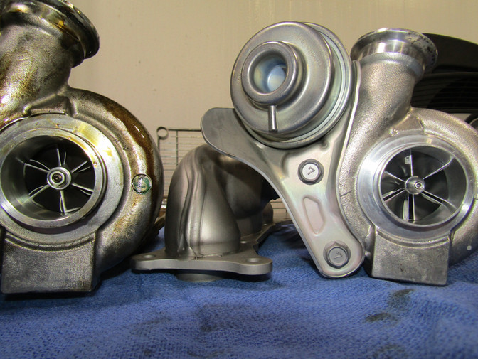 Stock vs RB Next Gen Turbos