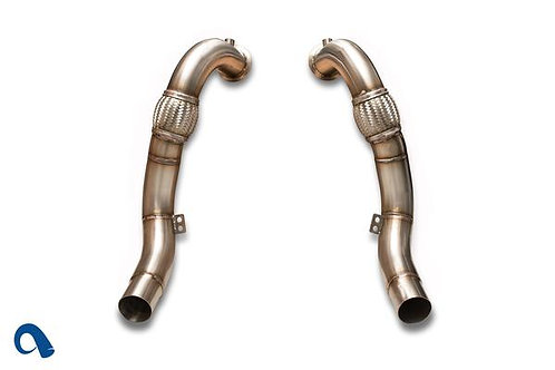 BMW N63 DOWNPIPES FOR | TWIN-TURBO V8 BMW X5 AND X6 | F10 550I