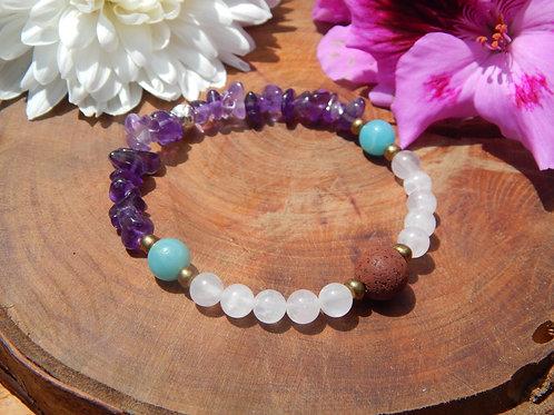 Womens/Mothers Nurturing Bracelet + Diffuser