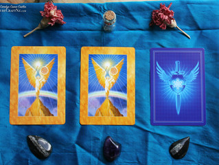 Free Choose Your Own Oracle Reading - Archangel Oracle & Angel Prayers Oracle