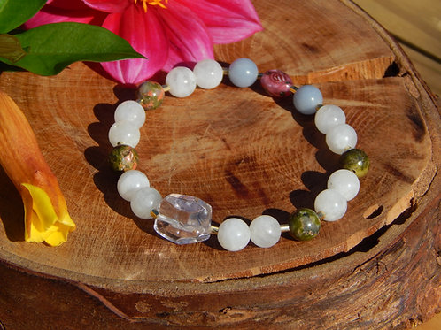 Healthy Skin Healing Intention Bracelet
