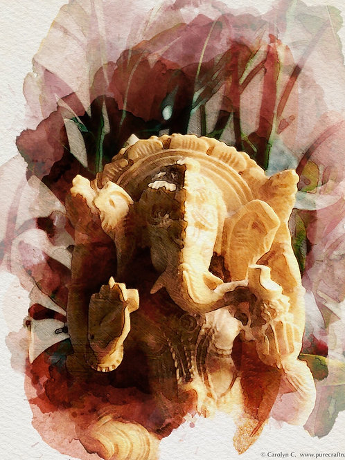 Blessings of Ganesha I