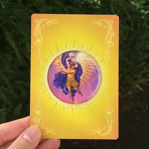 Single Card Oracle Reading: The Present