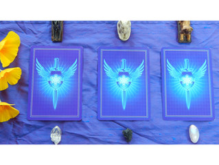 "Free ""Choose Your Own"" Angel Prayers Oracle Reading"
