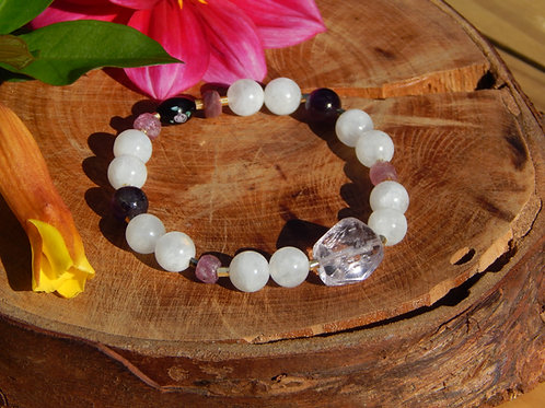 Healthy Skin Healing Intention Bracelet 2
