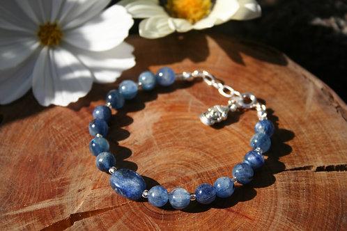 Full Kyanite Bracelet