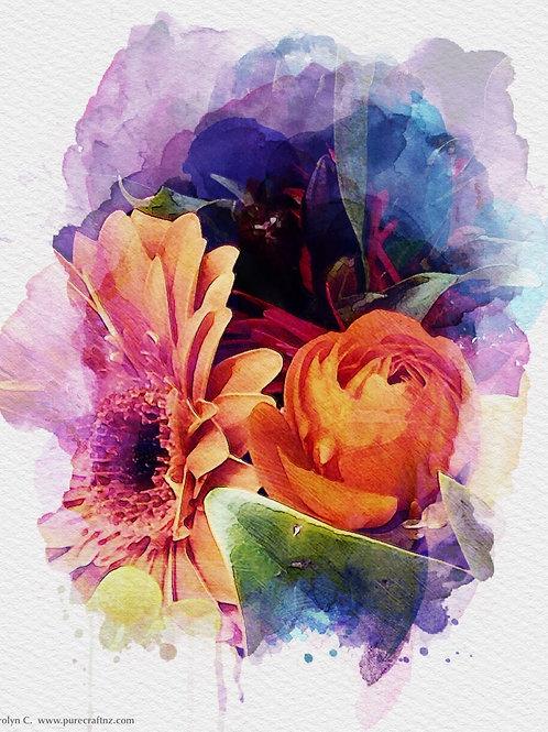 Flower Lover I
