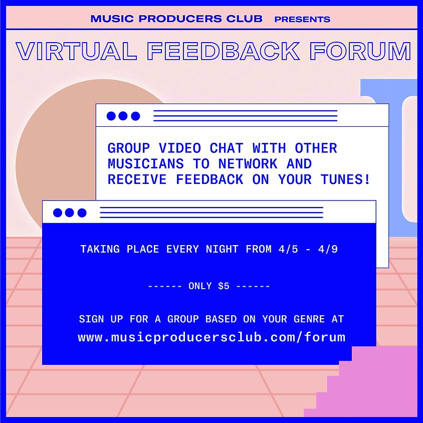 (Virtual) Feedback forum