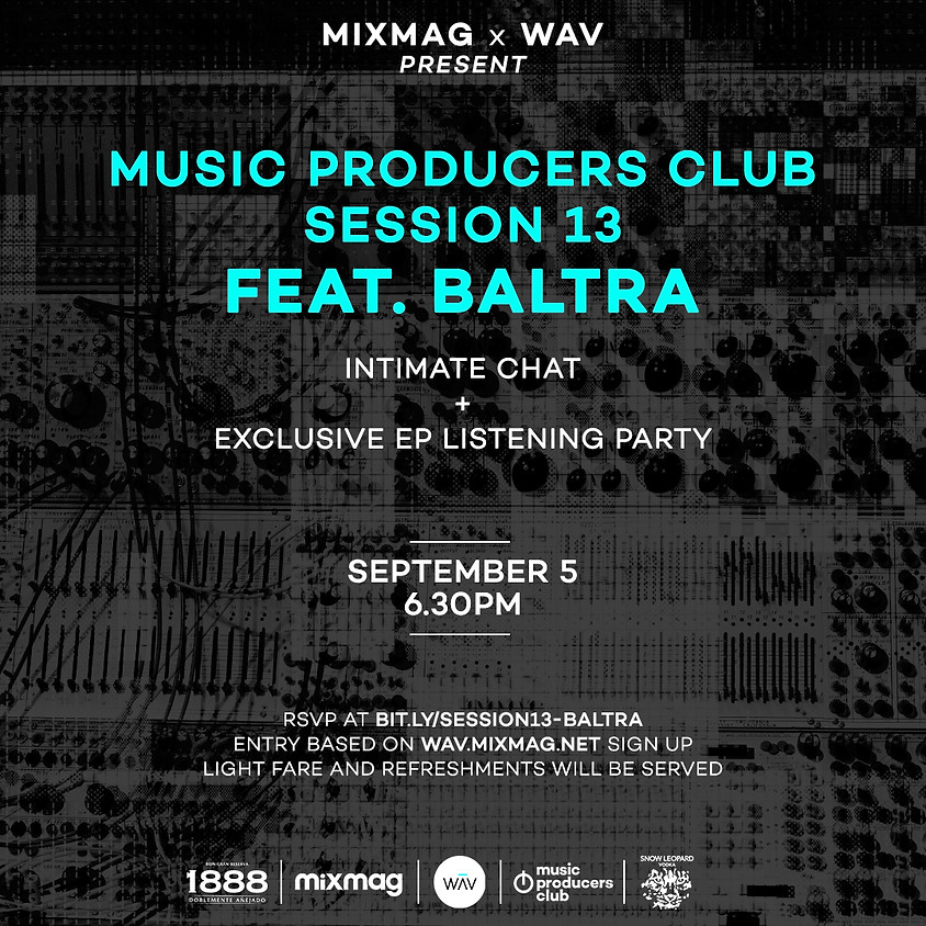 Session 13 - Featuring Baltra