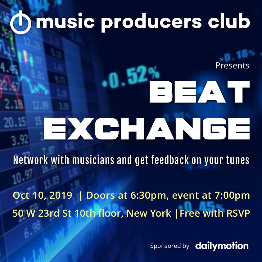 MPC Beat Exchange 003