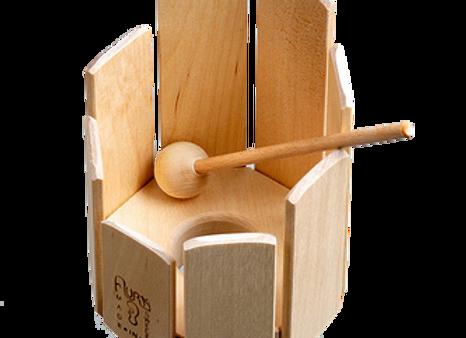 קסילופון עץ מעוגל