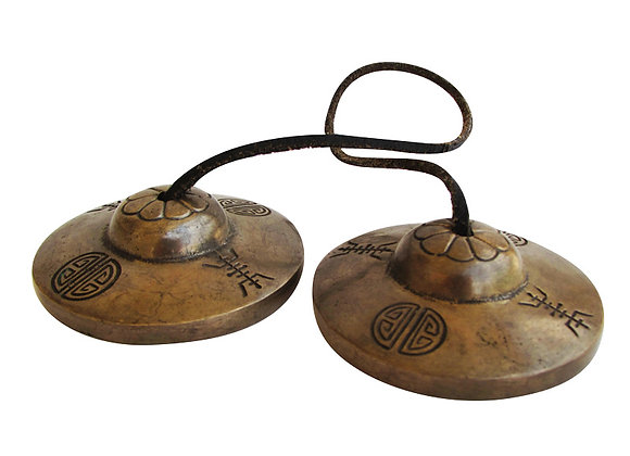 (Ting Sha) פעמונים טיבטיים גדולים