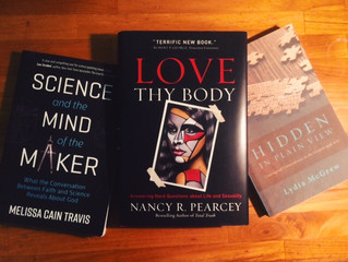 3 New Important Christian Books (And All By Women) on Science, the Body & New Testament