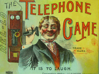 The Telephone Game VS. The New Testament: Has the New Testament Been Changed Over Time?