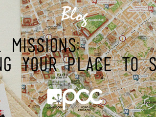 LOCAL MISSIONS: FINDING YOUR PLACE TO SERVE